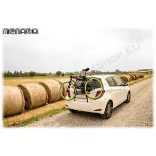 Hornet Fahrradträger für Auto ohne Anhängerkupplung