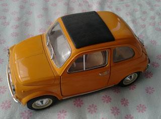 FIAT 500 DE BURAGO