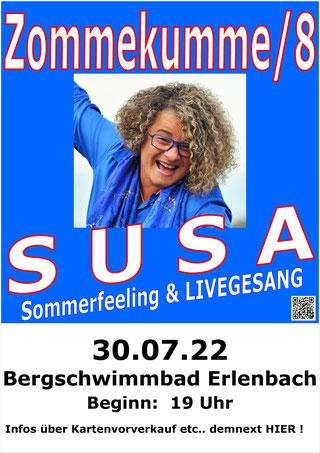 Zommekumme ist ein Projekt von Susanne Stegmann und Sabine Schmuck