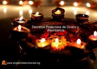 RECIBE DINERO Y ABUNDANCIA - DECRETOS PODEROSOS DE DINERO Y ABUNDANCIA - EJERCITACIÓN GUIADA - PROSPERIDAD UNIVERSAL PU
