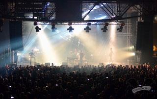 Die Krupps, E-tropolis-Festivals 2019 / Foto: Batty Blue