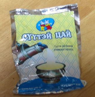 粉末のスーテイツァイ(モンゴルミルクティー)