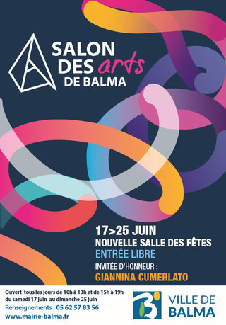 Salon des Arts de Balma 2017