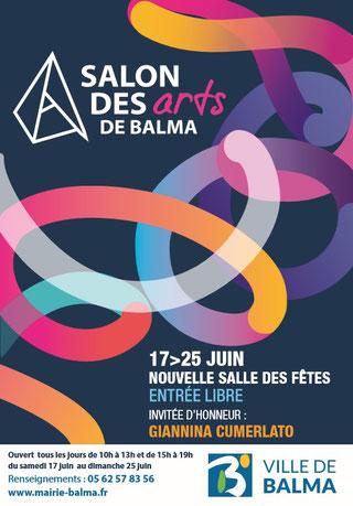 Salon des Arts de Balma 2017