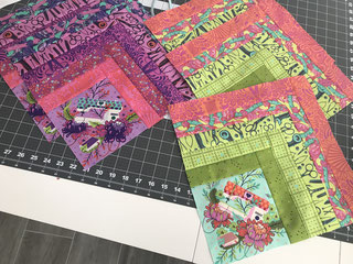 Tula Pink Homemade Electric Slide Quilt
