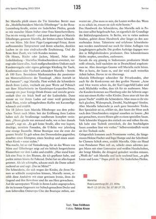 """Beitrag aus """"zitty SPEZIAL"""" Seite 2"""
