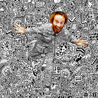 Mr. Doodle - Sam Cox, creator of Doodleland