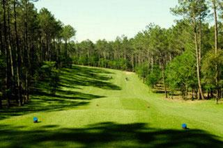 camping proche golf mimizan