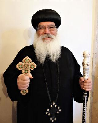 S.E. Bischof Anba Damian, Foto: © Jennifer Peppler