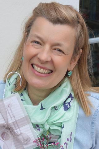 Das bin ich - Ina Bartels-Hafner, Inhaberin von - Sterne überall - aus Hamburg