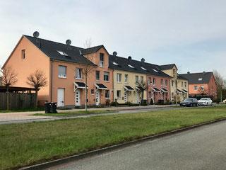 Neubaugebiet im Südwesten Arstens