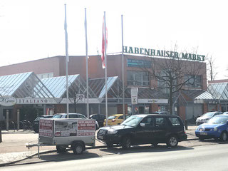 Habenhauser Markt in Bremen-Habenhausen