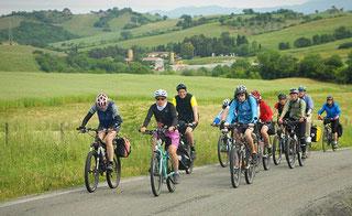 Italien, Toskana, Urlaub, Radreisen, Velotraum, Radfahren
