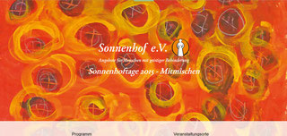 www.sonnenhoftage-2015.de