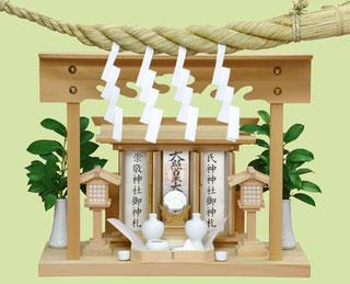 東京都神社庁「お神札・神棚について」