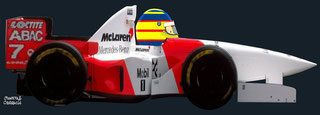 Mike Beutler by Muneta & Cerracín - McLaren MP4/10C