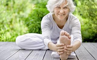 Auch topfitte Leute im reifen Alter sollten nicht zu lange warten, wenn sie eine Zusatzversicherung abschliessen wollen. Mit 70 ist meist Schluss.