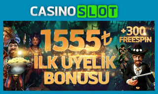 Casino slot bonusu