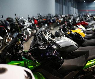 Motorrijders pakken massaal de motor naar de MOTORbeurs