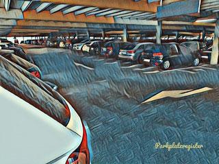 parkhaus flughafen köln