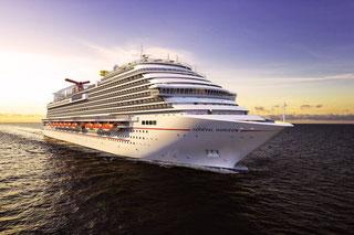 Carnival Horizon // © Carnival Cruise Line