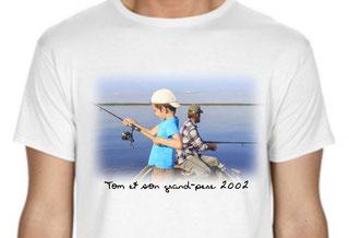 personnalisez tshirt