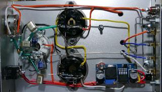 1626 + 6B10 low voltage tube amp