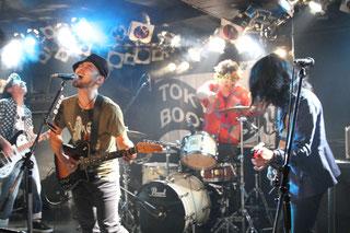 ザ・クレーター TOKYO BOOT UP! (Photo by TOKYO BOOT UP! staff)