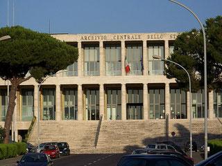 L'Archivio Centrale dello Stato