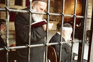 die Juden haben so viele wunderbare Gebete