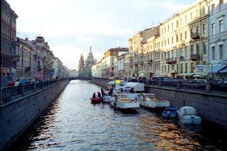 fast wie in Venedig
