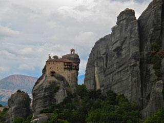 ungewöhnliche Kloster-Bauwerke