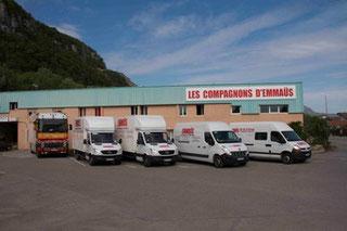 Horaires et accès - Association Emmaüs Grenoble