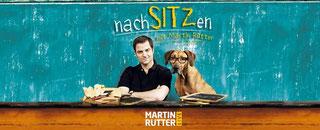 Tourplakat Martin Rütter