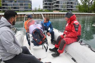 Motorbootschein Kressbronn Bodenseeschifferpatent