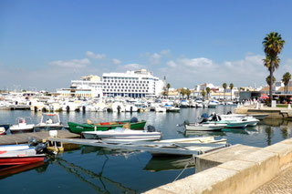 Faro waterfront
