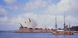 Sydney beste Reisezeit Australien