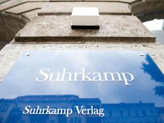 Der Suhrkamp Verlag wird saniert. Foto: Maurizio Gambarini