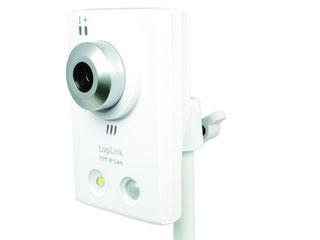 Bei Einbruch E-Mail: IP-Kameras für jeden Einsatz