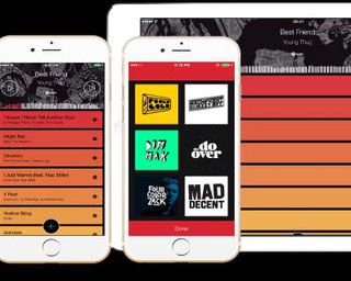 Serato pyro Music Mixing APP for Iphone and Ipad