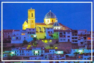 altea turism city view