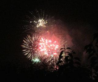 Firework of Rotorua Lakeside Concert (2015.2.21)