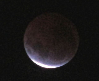 Easter Red Moon (2015.4.4.)
