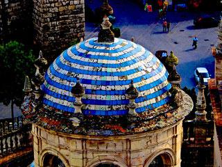 Blick vom La Giralda Turm