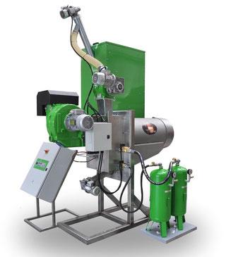 Pelletsbrenner 600 bis 1000 kW