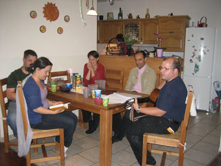 Bécsi magyar bibliakör gyülekezet