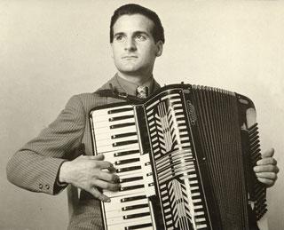 Edgardo a metà anni '50