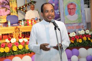 Unser Vereinsgründer Pater Tom