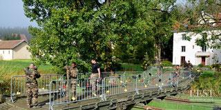 Pont Militaire Comice Montbenoit