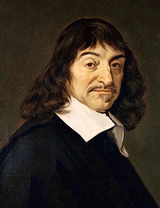 """Attribuito a Frans Hals, """"Renè Descartes"""" (1649)"""